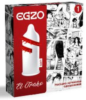 Стимулирующая насадка EGZO El Traho