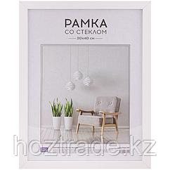 Рамка МДФ А3 30*40 см, OfficeSpace, белый, толщина 12 мм