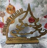 Новогодняя открытка на заказ, фото 4