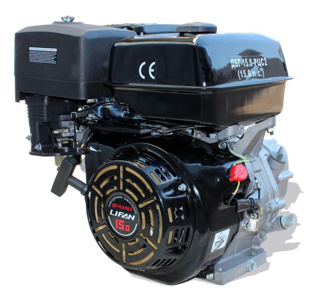 Двигатель бензиновый 190F