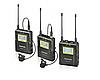 Петличная радиосистема двухканальная Saramonic UwMic9