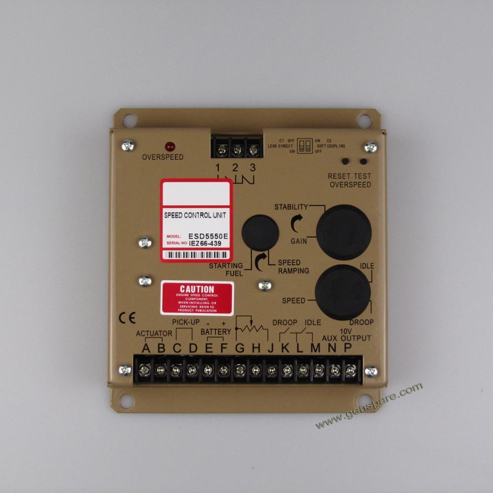 Регулятор скорости вращения ESD5550 ESD5550E