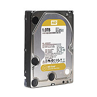 "Жесткий диск  HDD  1Tb Western Digital Gold WD1005FBYZ SATA3 3,5"" 7200rpm 128M, фото 1"