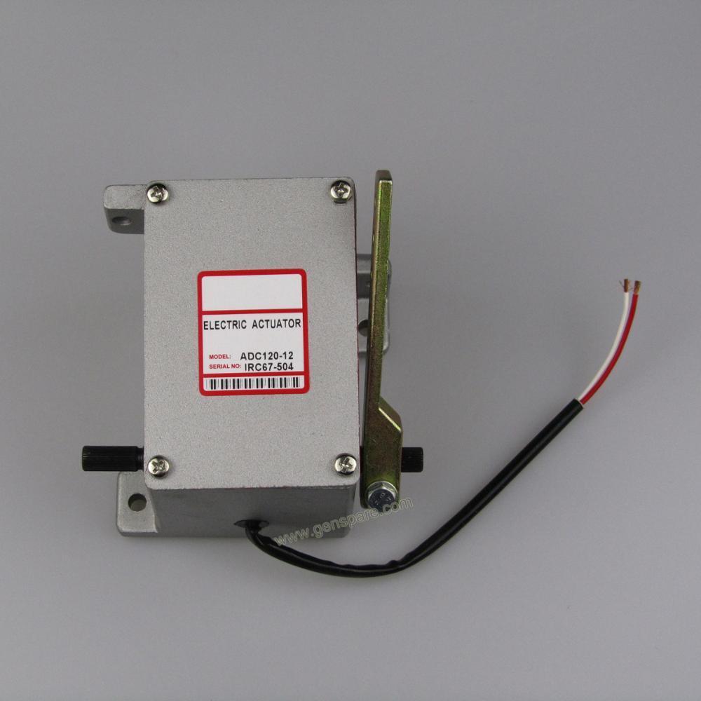 Генераторный двигатель-генератор ADC120 ADC120S-12