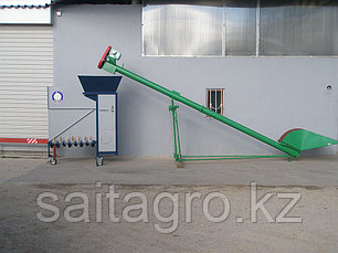 Машина для очистки и калибровки зерна АЛМАЗ МС-4/2, фото 2