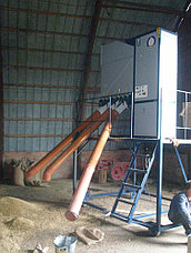 Машина для очистки и калибровки зерна АЛМАЗ МС-10/5, фото 3