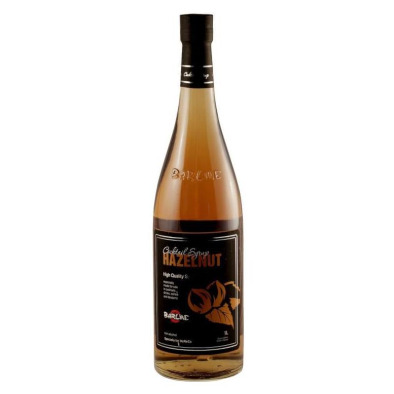 "Сироп Barline """"Hazelnut""  Фундук (лесной орех), 1 литр"