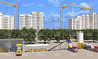 Заключен контракт на поставку бетонного завода ЛЕНТА-144 с силосом цемента 100 тонн