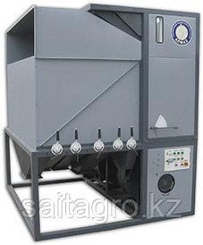 Машина для очистки и калибровки зерна АЛМАЗ МС-50/30