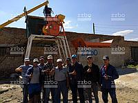 Запуск бетонного завода Эконом-15.