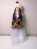 Куклы в казахской национальной одежде