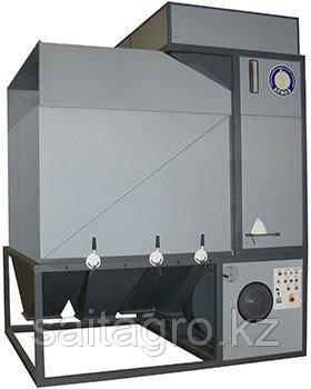 Машина для очистки и калибровки зерна АЛМАЗ МС-70