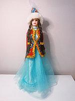 Кукла в казахском национальном костюме