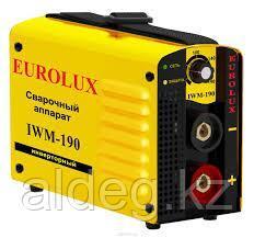 Сварочный аппарат инверторный IWM190 Eurolux