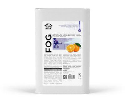 Fog - Жидкость для сухого тумана (Нейтрализатор запаха) Апельсин