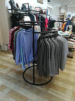 Вешало-стойка для одежды круглый - Рейлы