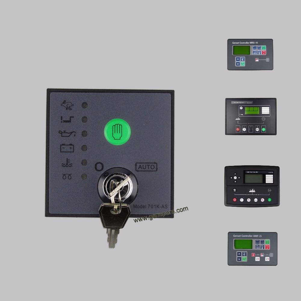 DSE 701AS Контроллер глубоководного генератора DSE701AS