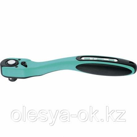 Ключ-трещотка 3/8, 72 зуба. STELS, фото 2