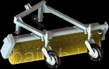 Оборудование коммунальное щёточное МК 4