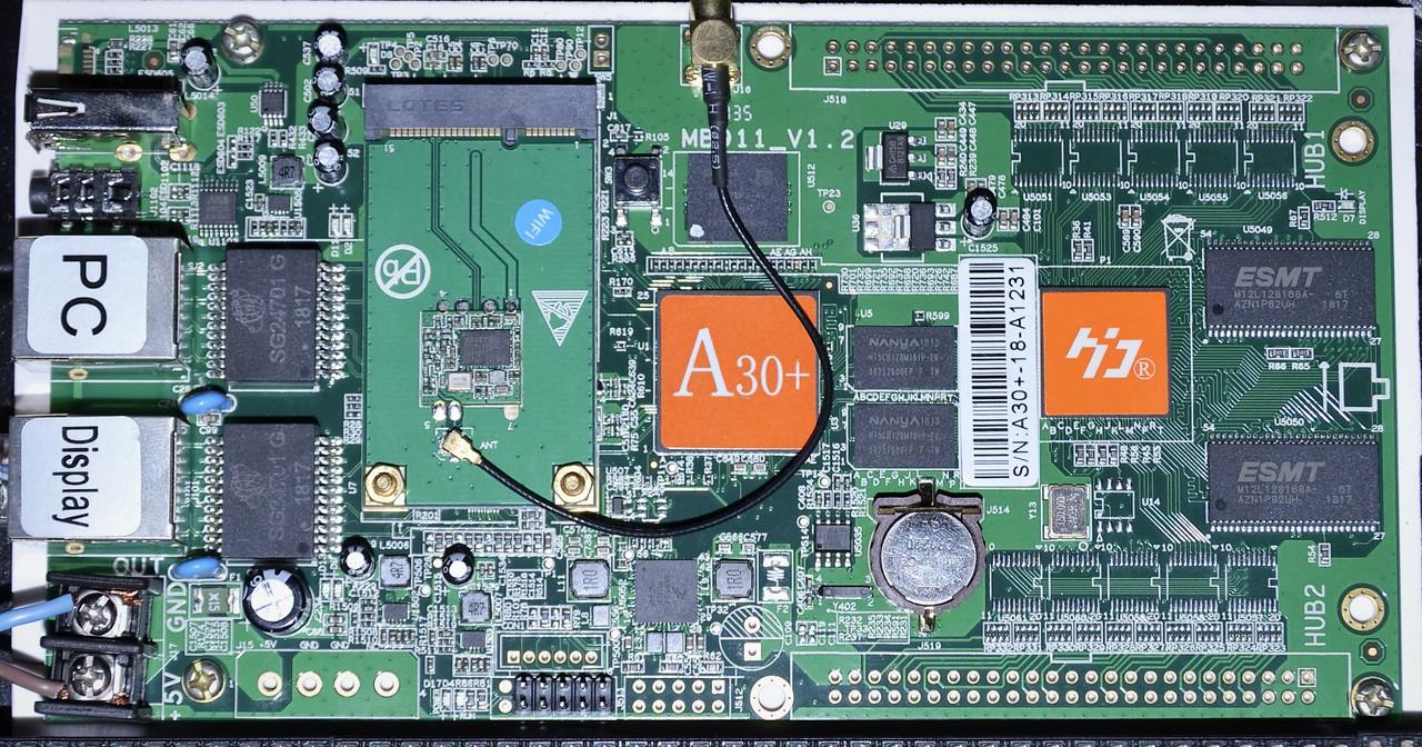 HD-A30/HD-A30+ видеоконтроллер
