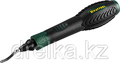 Гратосниматель KRAFTOOL для зачистки граней труб и листов из нерж. стали, меди, пластика, универс, сменное лез