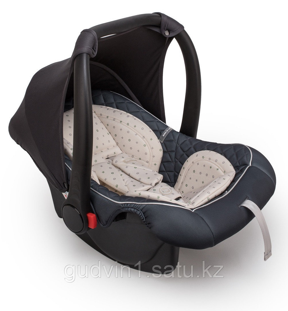 Автокресло Happy Baby Skyler V2 Graphite 00-93942