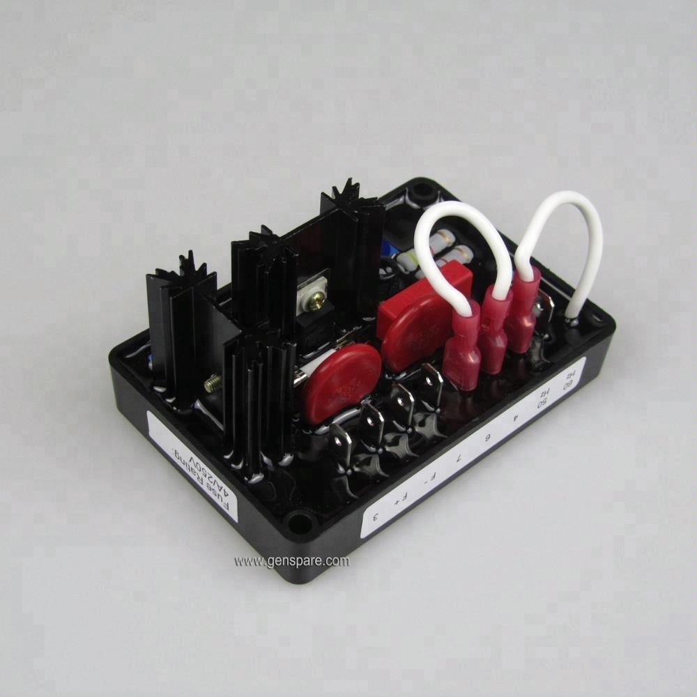 Регулятор напряжения генератора AVR AVC63-4A Basler