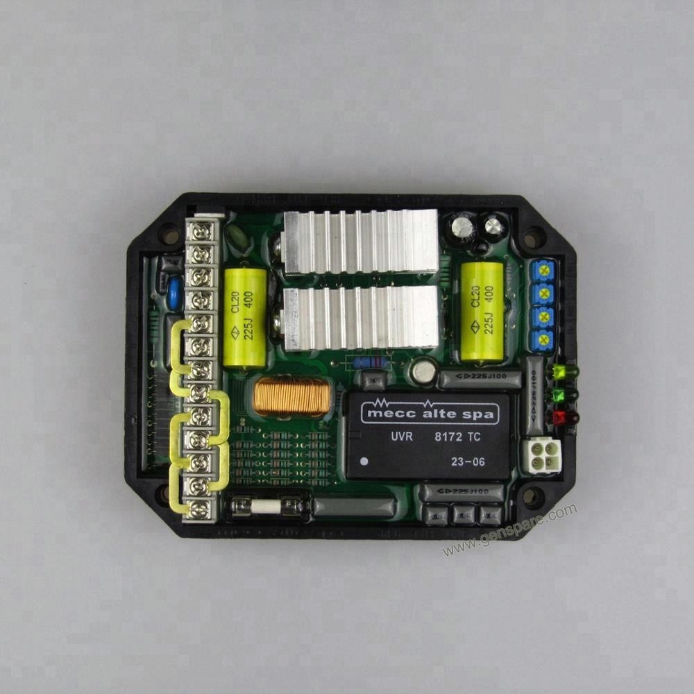 Автоматический регулятор напряжения Mecc Alte AVR UVR6