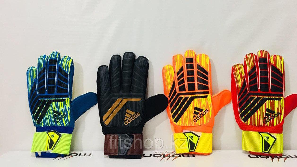 Перчатки вратарские Adidas ( размеры 8-10)