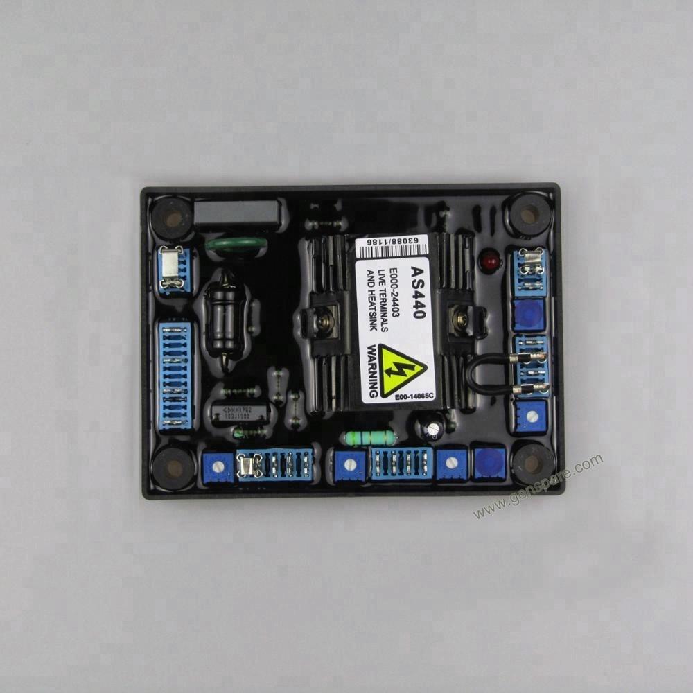 Автоматический регулятор напряжения Stamford AVR AS440
