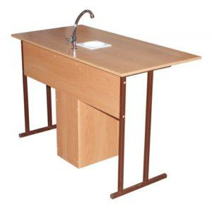 Стол для кабинета химии ШК-122 (без сантехники)
