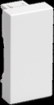 Заглушка на 1 модуль белая IEK