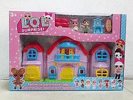 Домик для кукол LOL