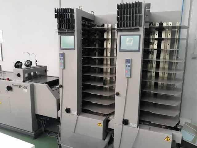 Брошюровальная линия HORIZON VAC-100a+VAC-100c + SPF20/FC20
