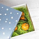 "Подарочная коробка ""Звёзды"". Размер: 35*25*9., фото 2"