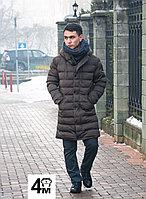 Зимняя длинная куртка, фото 1