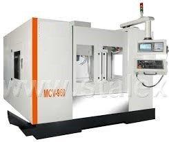 Обрабатывающий центр с ЧПУ STALEX MCV-960 CNC