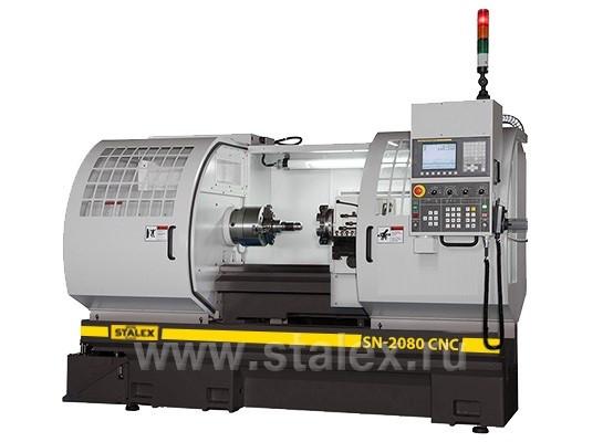 Станок токарный SN-2080 CNC
