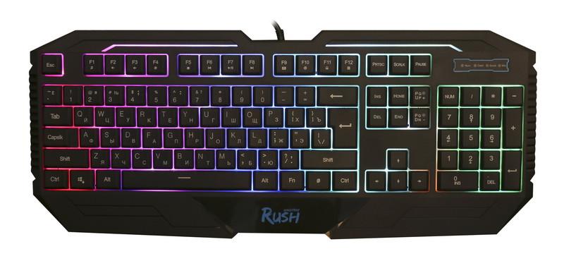 Клавиатура игровая мультимедийная Smartbuy RUSH 304