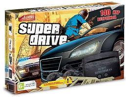 Игровая Приставка Sega Super Drive GTA5 (140в1) Черная