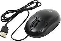 Проводная оптическая мышь Defender #1 MS-900 черный,3 кнопки,1000dpi