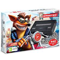 Игровая приставка Dendy Crash 440игр, фото 1