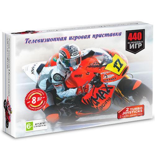 Игровая приставка Dendy Moto 440 игр