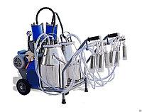 Доильный аппарат для коров «Зорька» два бидона, фото 1
