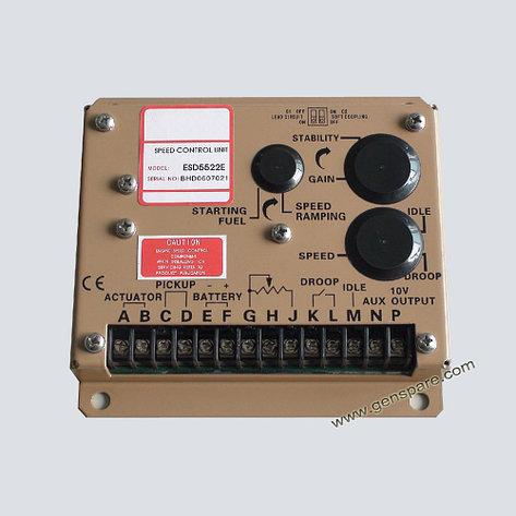 Блок управления скоростью генератора ESD5520E, фото 2