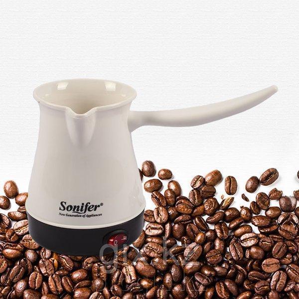 Кофеварка-турка Sonifer (электрическая) SF-3503