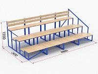 Трибуна модульная (без лестницы), фото 1