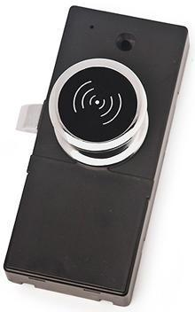 Электронный замок для мебели с питанием от батареек Модель: Z-495 EHT, фото 2
