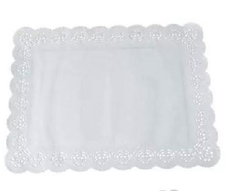 Салфетки ажурные бумажные 30х40