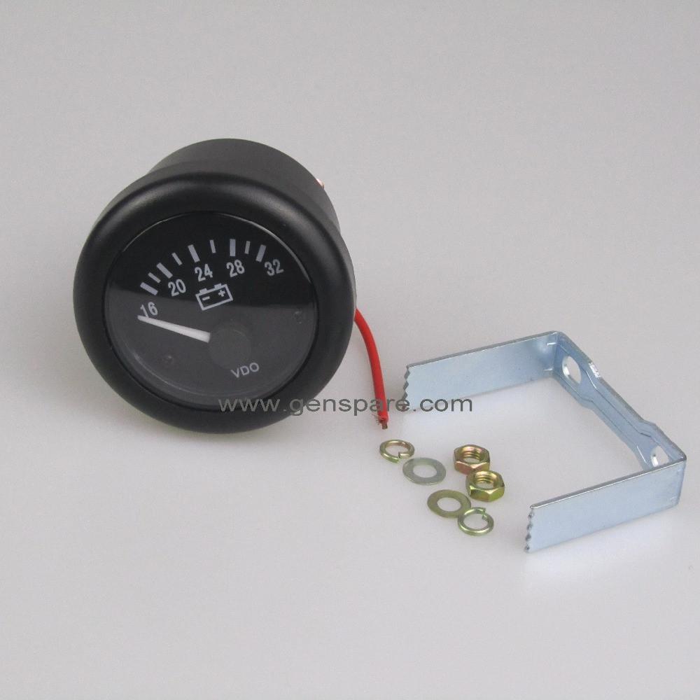 VDO Generator Volt Gauge